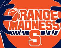 Orange Madness poster—Syracuse University