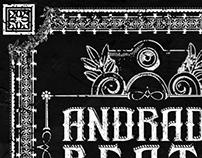 Andrade Beats Vintage Frame