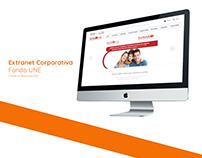 Extranet-Fondo UNE