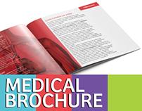 Format brochure medico scientifiche
