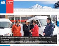 Portal GORE - Gobierno Regional de La Araucanía