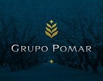Grupo Pomar - Marca e Identidade Corporativa