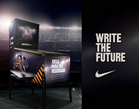 Nike Football | Digital Pinball