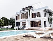 Villa no:1