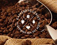 Kaffebryggeriet - Identity