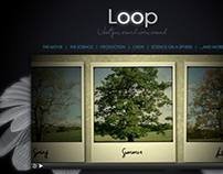 Website: LOOP - A Science on a Sphere Production