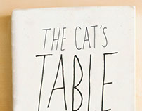 The Cat's Table Cover Illustration