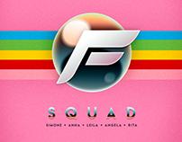 F SQUAD - Web Comics