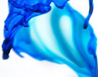 Dye in Liquid