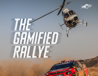 Red Bull gamified WRC Rallye