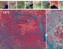 Landsat Change Pairs interactive graphic