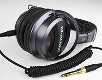 M-Audio Q-40 Headphones