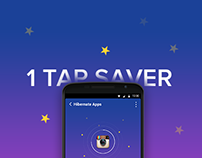 1 Tap Saver for Android
