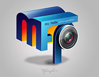 Mc FELIX logo design