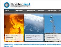 Web Spidernet
