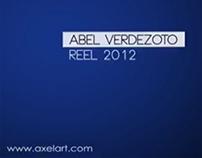 Reel Axelart 2012