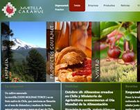 Web Murtilla Carahue