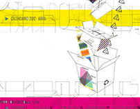 """Calendario """"20 años del Diseño y la producción gráfica"""""""
