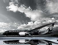 Air New Zealand Wordmark