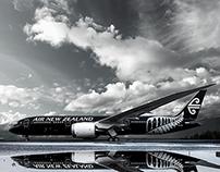Air New Zealand Wordmark