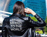 From Mexico to The World for José Sánchez Leather.