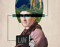 Epistemology (Illustration-Collage)