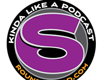 Th Round Six Podcast Logo and Branding