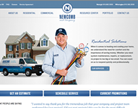 Newcomb & Company Website
