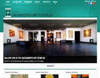 Gallery 2110 Website