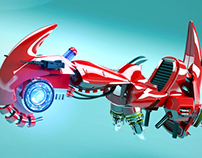 Racing Hover