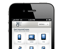 Worth Ave Group mobile website