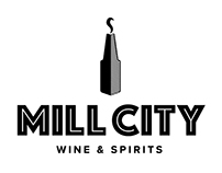 Mill City Wine & Spirits identity