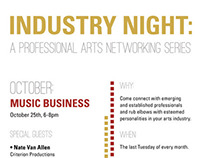 I AM Logan Square Industry Nights