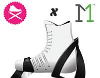 BlackSwan // Figure Skates Concept