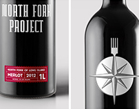 North Fork Project (Label Redesign)