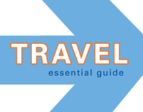 Grad work: Travel book