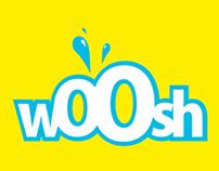 Packaging Design : Woosh