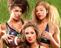The Seattle Mist - Lingerie Football League
