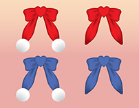 Ribbon Icons for Sale