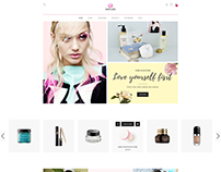 Emercato Cosmetic - Sectioned Shopify Theme