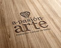 A-PASIÓN-ARTE | BRANDING IDENTITY
