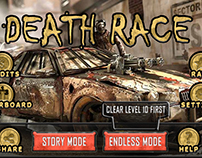 Death Race UI