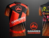 Equipación para Gavarres Trail Team, Girona