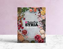 #BakeForSyria Cookbook
