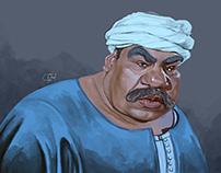 Bakry Caricature