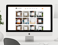 Fitout website redesign