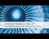 Canon 4K Event