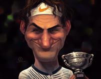 Mr.Federer XVlll :)