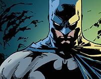 Batman - Digital Painting