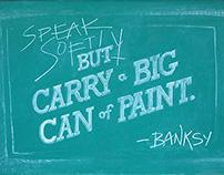 Week 1: Banksy